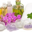 Spa and Aromatherapy — Stock Photo