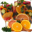 Stock Photo: Fruit Drink