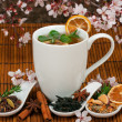 Healthy Tea — Foto Stock