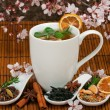Healthy Tea - Stock Photo