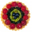 Fruit Tart — Stock Photo