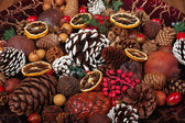 Christmas Potpourri — Stock Photo