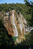 Plitvice National Park — 图库照片
