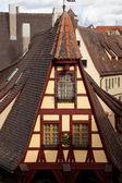 Gerlachschmiede - Rothenburg ob der Tauber — Stock Photo