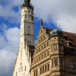 Stock Photo: Marketplatz, Rothenburg ob der Tauber