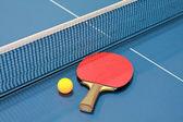 Tennis table — Stock Photo