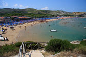 Manaccora beach — 图库照片