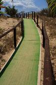 Pescoluse Beach - Salento — Foto Stock