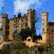 Hohenschwangau Castle — Stock Photo #35962417