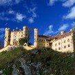 Hohenschwangau Castle — Stock Photo #35962839