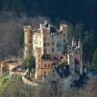 Hohenschwangau Castle — Stock Photo #36062281