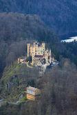 Hohenschwangau Castle — Stockfoto