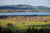 Forggensee - Schwangau — Stock Photo