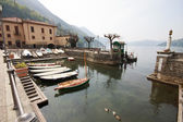 Torno - Lake Como — Stock Photo