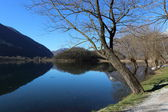Lake Piano (Val Menaggio) — Stock Photo