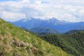Grigne from Mount Bolettone — Stock Photo