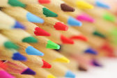 Coloured pencils — Stok fotoğraf