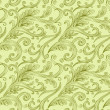 Seamless twirl Pattern — Stock vektor