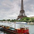 Seine. — Stock Photo
