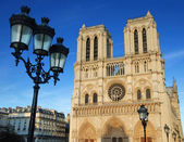 Notre Dame de Paris. — Stock Photo