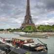 Seine. — Stock Photo #12528287