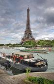 Seine. — Stock Photo