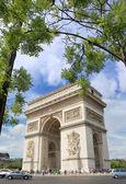 Triumphal Arch. — Stock Photo