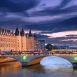 Conciergerie. - Stock Photo