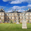 The Luxembourg Palace — Stock Photo #12823133
