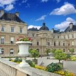 Luxembourg Palace. — Stock Photo #12823480