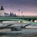 Pont Notre-Dame. — Stock Photo