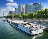 River Seine. — Stock Photo