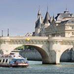 Pont Neuf. — Stock Photo