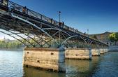 Pont des Arts. — Stock Photo