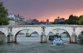 Pont Marie. — Stock Photo