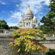 BasilicSacre Coeur. — Stock Photo #13832863