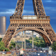 Eiffel Tower. — Stock Photo