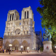 Notre Dame de Paris. — Stock Photo #13997833