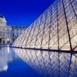 Louvre. — Stock Photo #13997993