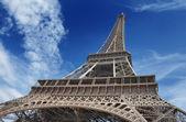 Eiffelturm. — Stockfoto