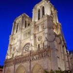 Notre Dame de Paris. — Stock Photo