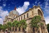 A igreja de santo agostinho. — Foto Stock