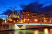 Pont Saint-Louis. — Stock Photo