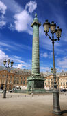 Place Vendome. — Stock Photo