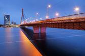 Daugava. — Stockfoto