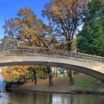Arch bridge. — Stock Photo