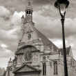 Saint-Etienne-du-Mont. — Stock Photo #18614155