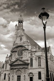 Saint-Etienne-du-Mont. — Stock Photo