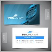 Vector conjunto de tarjetas creativas — Vector de stock