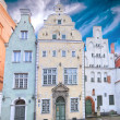 Riga Three Brothers 01 — Stock Photo